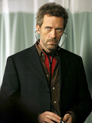 Dr Gregory House (Hugh Laurie), House