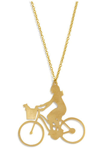 I Bike It Like That Necklace