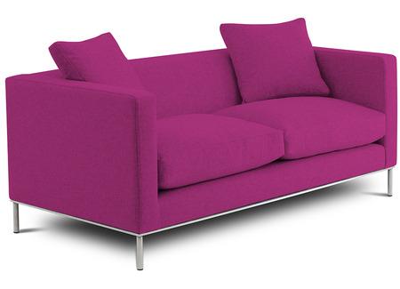 Radiant Orchid Sofa