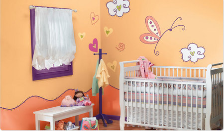 Imagination at Play - Girl's Nursery