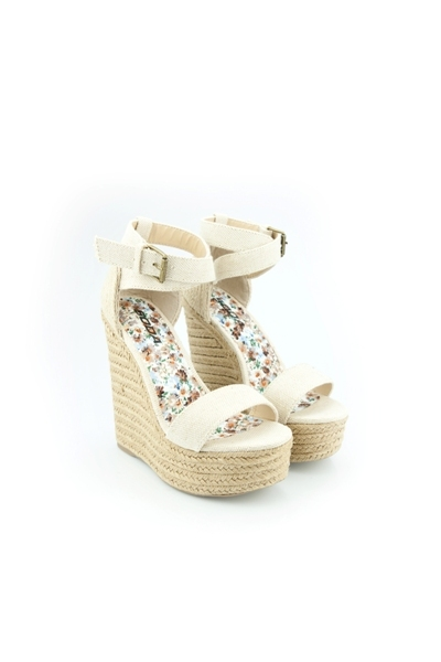 Lucern wedge in natural