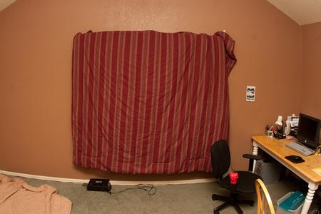 Murphy bed?
