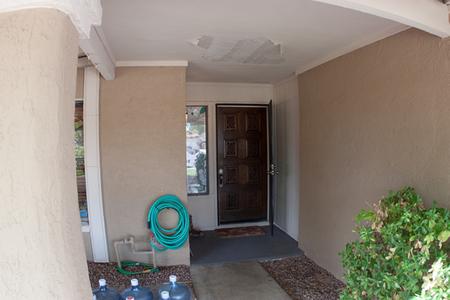 Norton's entryway