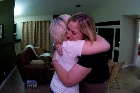 Hugs from Chris