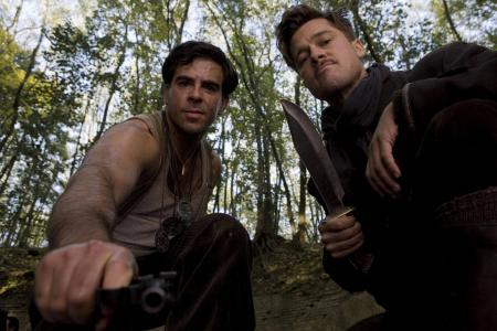 "Best motion picture of the year nominee ""Inglourious Basterds"""