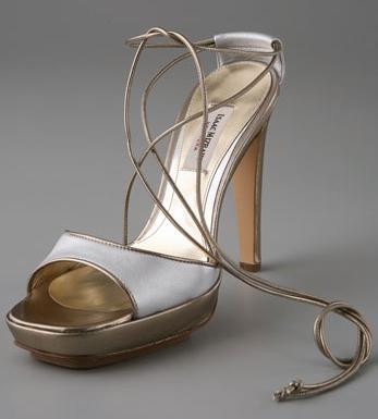 Isaac Mizrahi Ankle Strap Platform Sandals