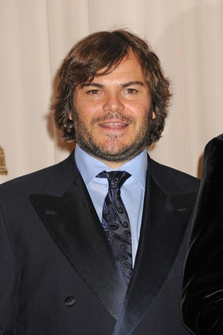 Jack Black at the 2009 Oscars