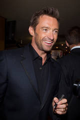 "Hugh Jackman at the Russian premiere of ""Real Steel"""