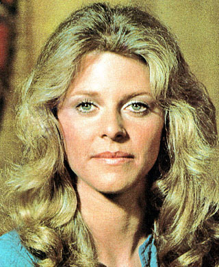 Lindsay Wagner as Jaime Sommers in The Bionic Woman