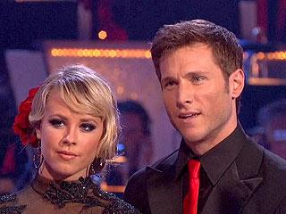 Jake Pavelka voted off DWTS