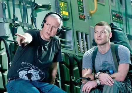 "James Cameron, Best Director, ""Avatar"""