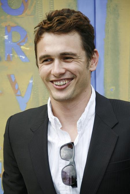 James Franco Louis Vuitton
