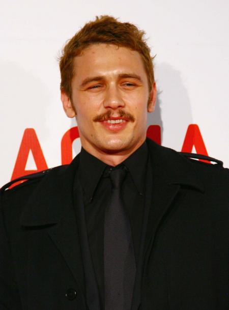 James Franco Mustache