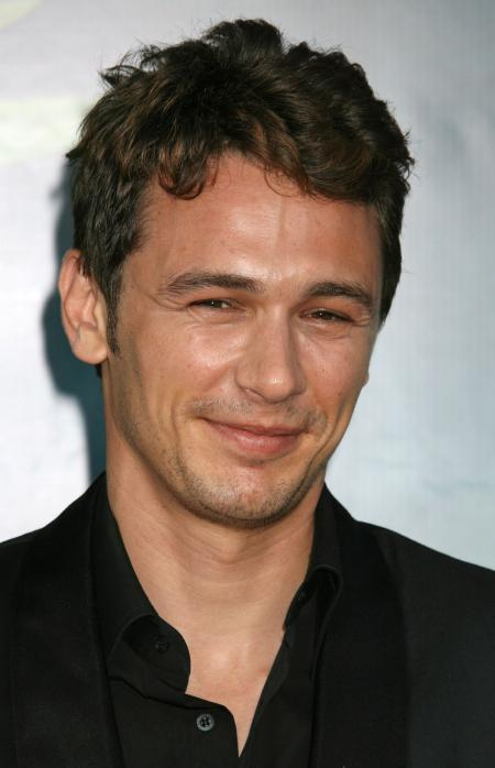 James Franco at Pineapple Express Premiere