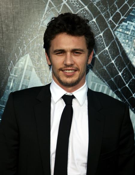 James Franco Spiderman 3 premiere