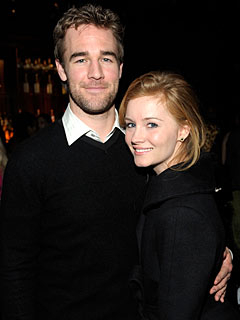 James Van Der Beek and Girlfriend Having Baby Girl