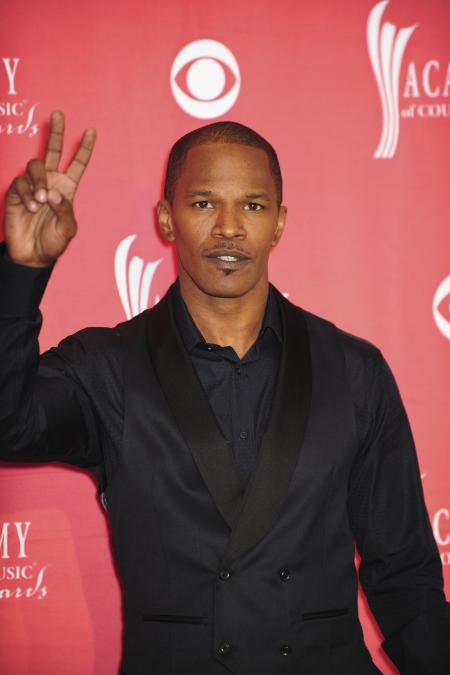 Jamie Foxx-County Music Awards