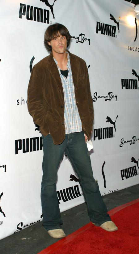 Jared Padalecki Puma
