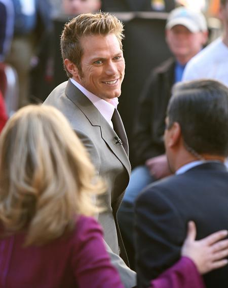 Jason Lewis Today Show SATC
