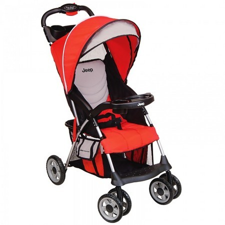 Kolcraft Jeep Cherokee Sport Stroller
