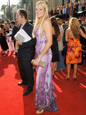 Jennie Finch at the 2005 ESPY Awards