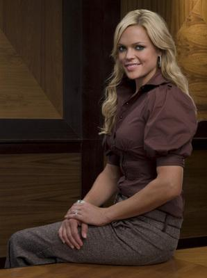 Jennie Finch on The Celebrity Apprentice