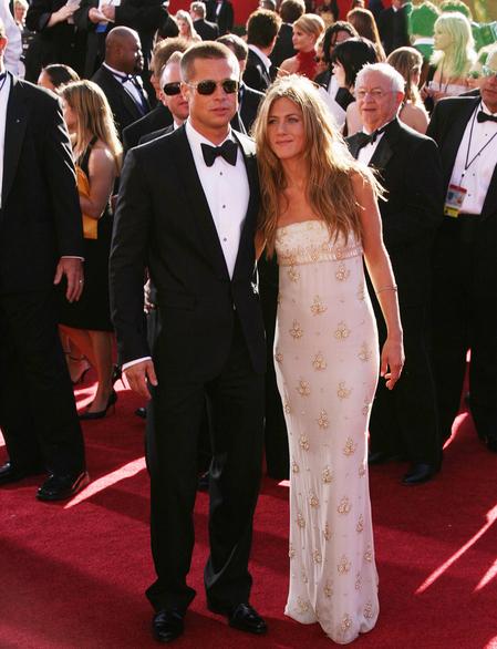 Jennifer Aniston - 2004 Emmys