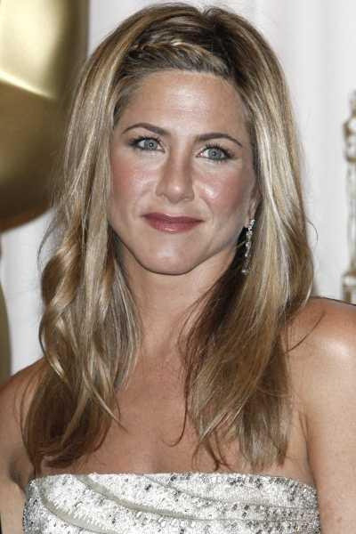 Jennifer Aniston's Academy Awards Hairstyle