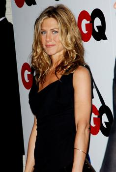 "Jennifer Aniston at GQ Magazine's "" Men Of The Year"" Celebration"