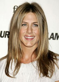 Jennifer Aniston at the Short Film Series by Cartier