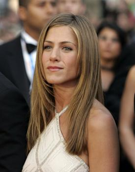 Jennifer Aniston at the premiere of &amp;quot;Troy&amp;quot; in Cannes