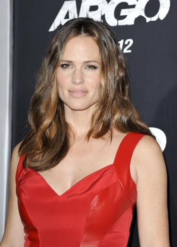 Jennifer Garner at the premiere of Argo