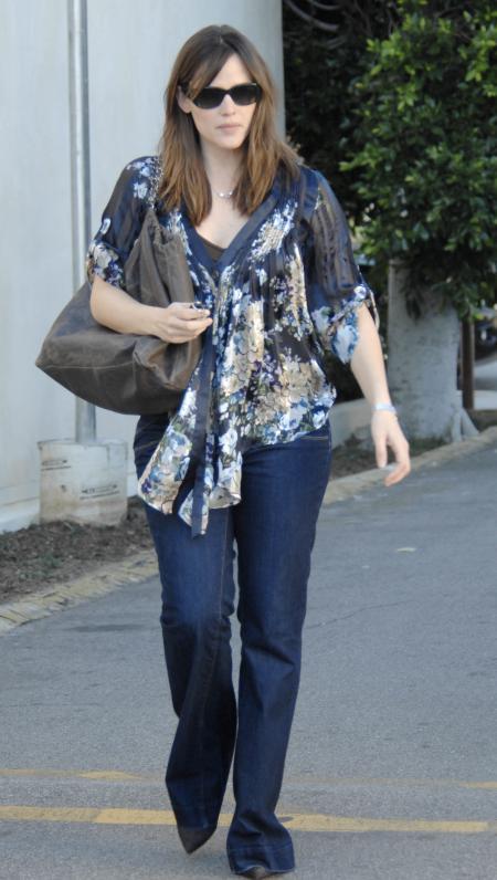 Jennifer Garner post-baby