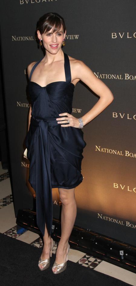 Jennifer Garner at the National Board of Review Bvlgari Gala