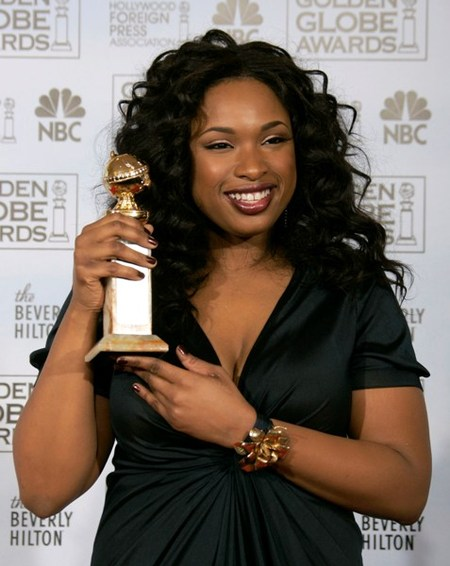 Jennifer Hudson Golden Globe