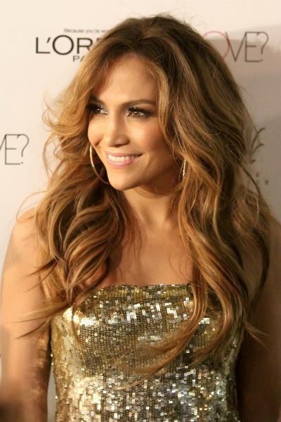 Jennifer Lopez Curly Hairstyles Jennifer Lopez Curly