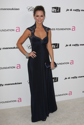 Jennifer Love Hewitt at AIDS benefit