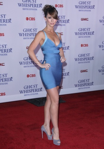 Jennifer Love Hewitt at Ghost Whisperer event