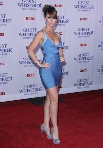Jennifer Love Hewitt at Ghost Whisperer event