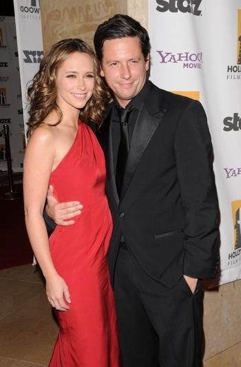 Jennifer Love Hewitt and former fiance