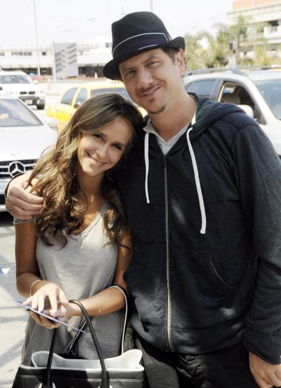 Jennifer Love Hewitt & Jamie Kennedy