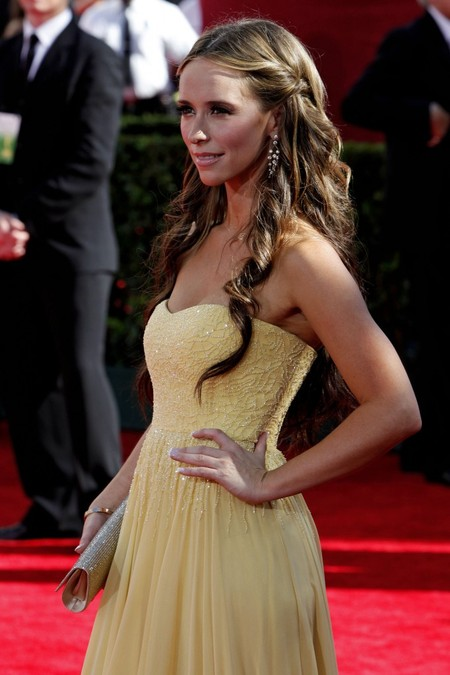 Jennifer Love Hewitt's Fairytale Hairstyle