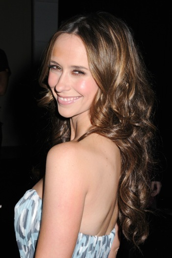 Jennifer Love Hewitt at Fashion Week