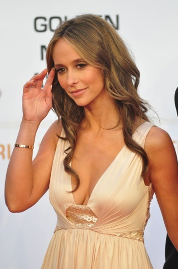 Jennifer Love Hewitt at a film festival