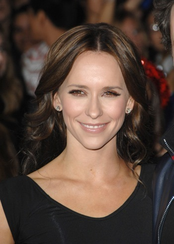 Jennifer Love Hewitt at New Moon premiere