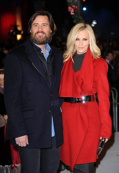 Jim Carrey and Jenny McCarthy Split