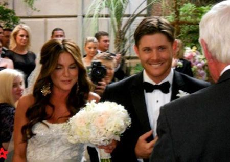 Actors Jensen Ackles and Danneel Harris Marry