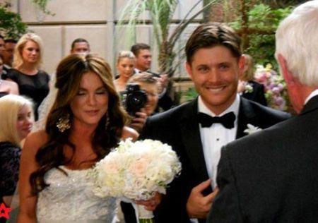 Actors Jensen Ackles and Danneel Harris Marry