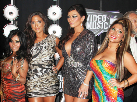 Jersey Shore Guidettes (2011)
