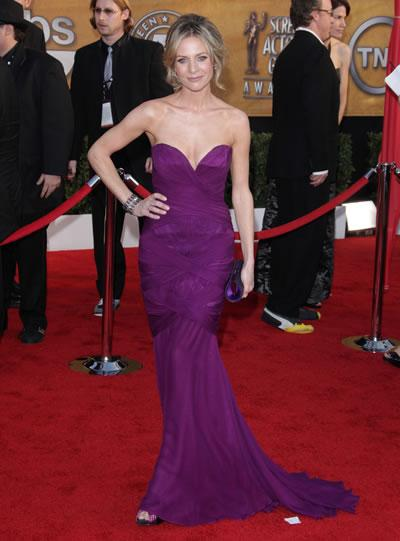 Jessalyn Gilsig of 'Glee'